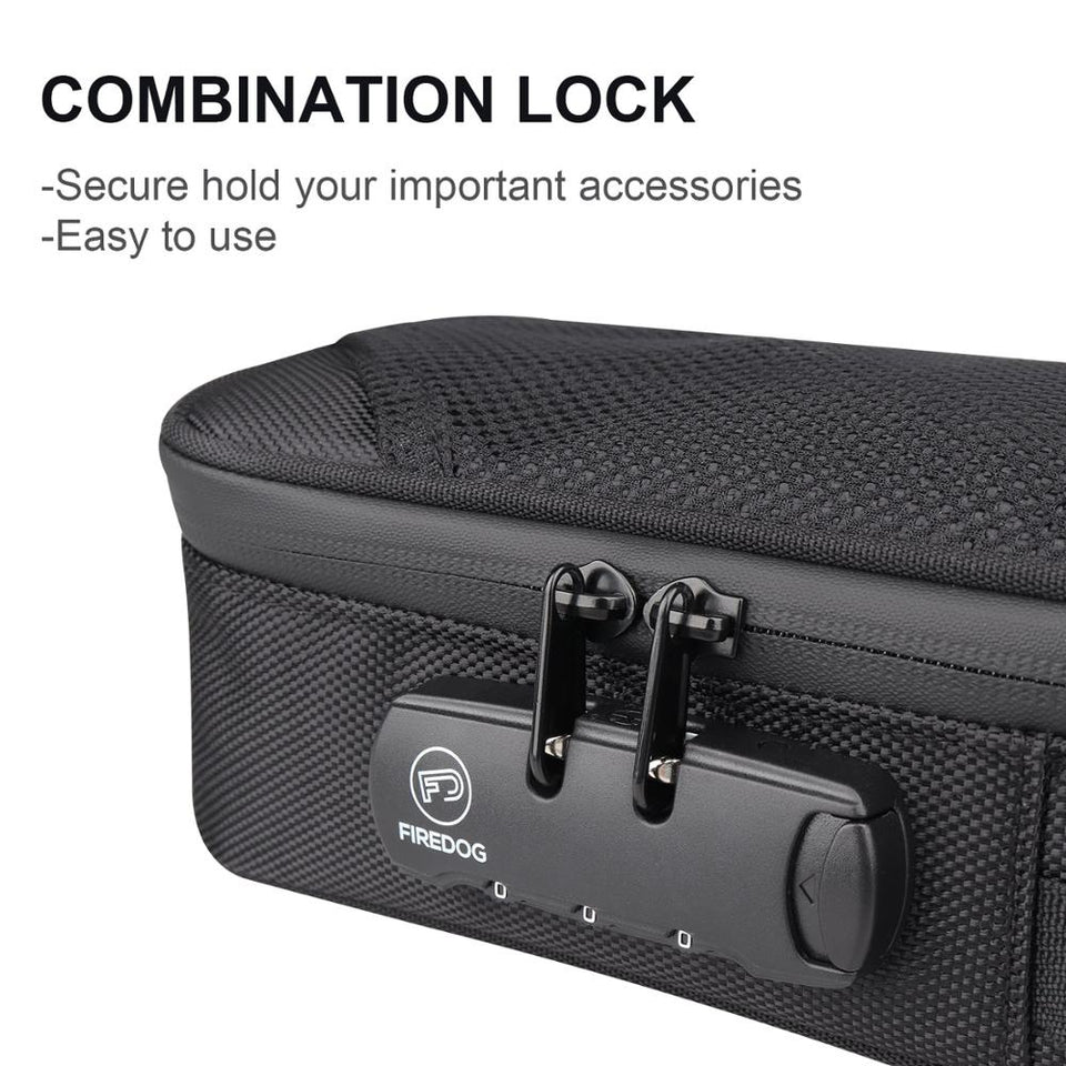 Combination Lock Storage Case