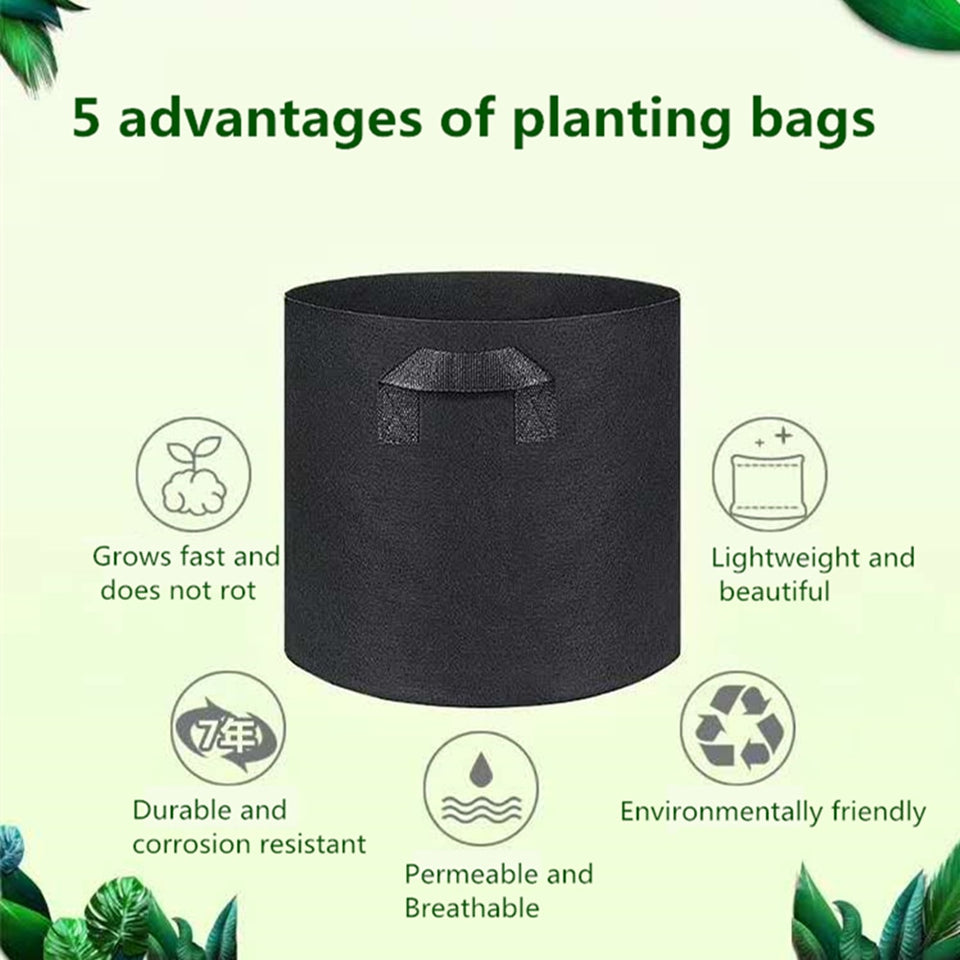 Multi Size Planting Bags