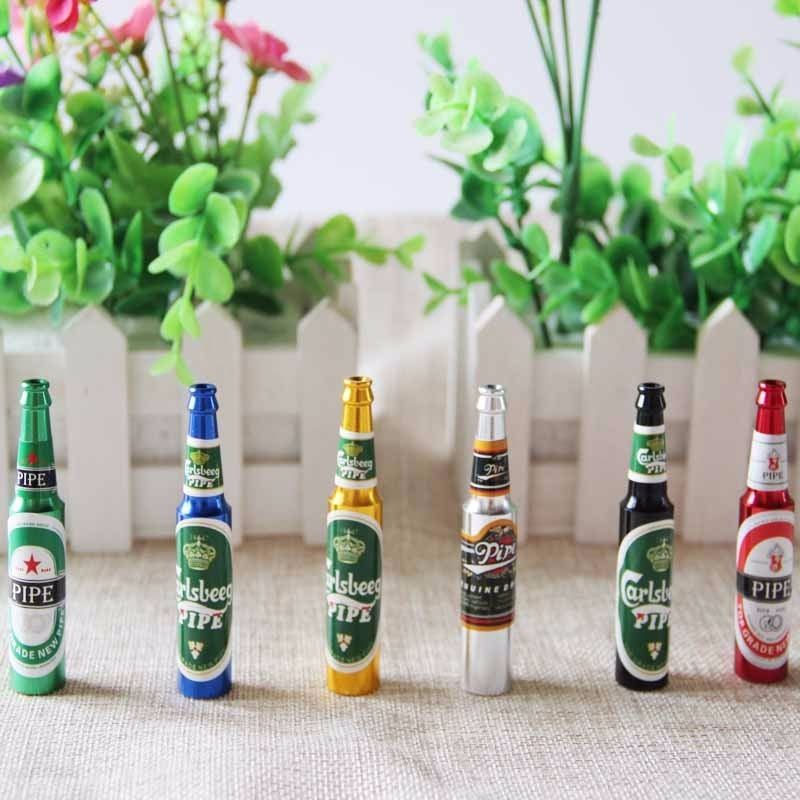 Mini Beer Metal Pipe
