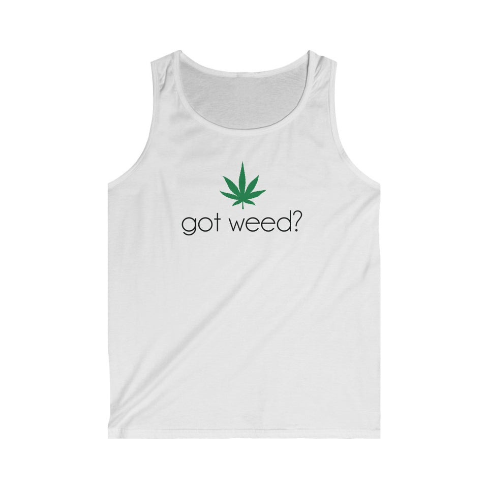 Got Weed Tank Top