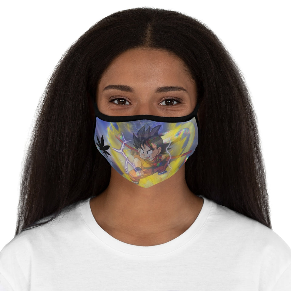 Nimbus Highh Fitted Face Mask