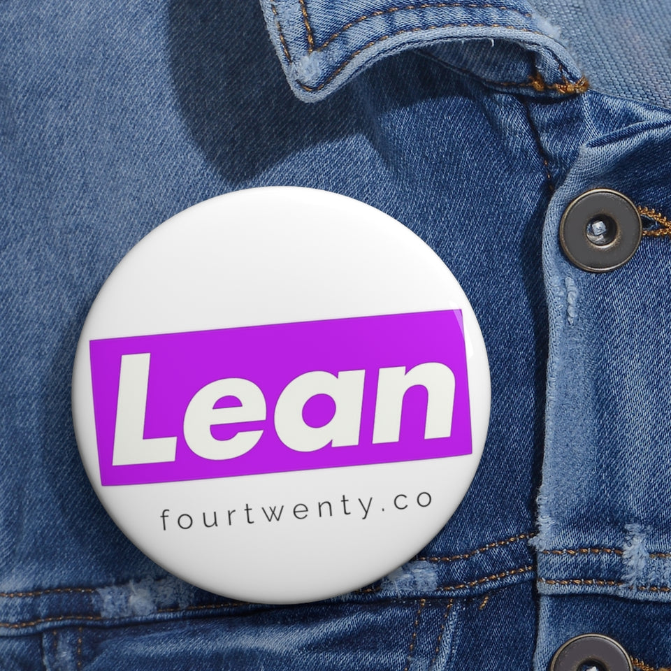 Lean Pin Buttons