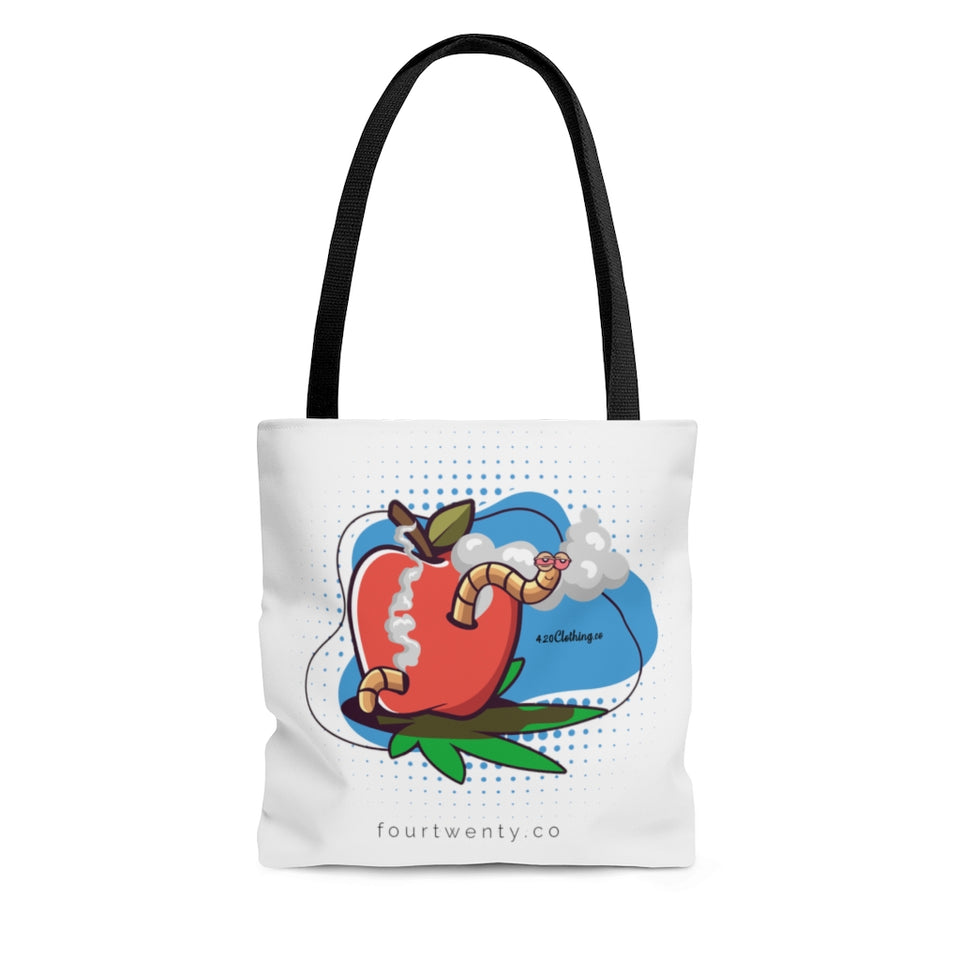 Worm Highh Tote Bag