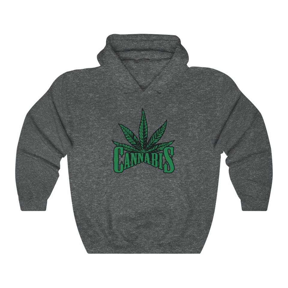 Cannabis Hooded Sweatshirt