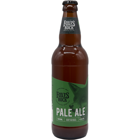 FOXI ROCK - PALE ALE AMERICAN 12X500ML - The Corner Restaurant Caffè