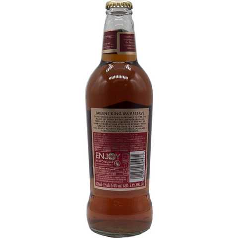 GREENE KING - IPA RESERVE CARTONI 8 X 500 ML
