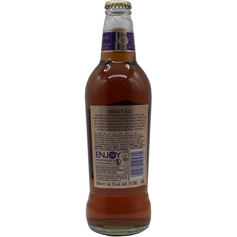 GREENE KING - ABBOT ALE 12X500ML 12 X 500 ML