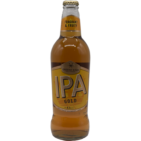 GREENE KING - IPA GOLDEN CARTONI 8 X 500 ML