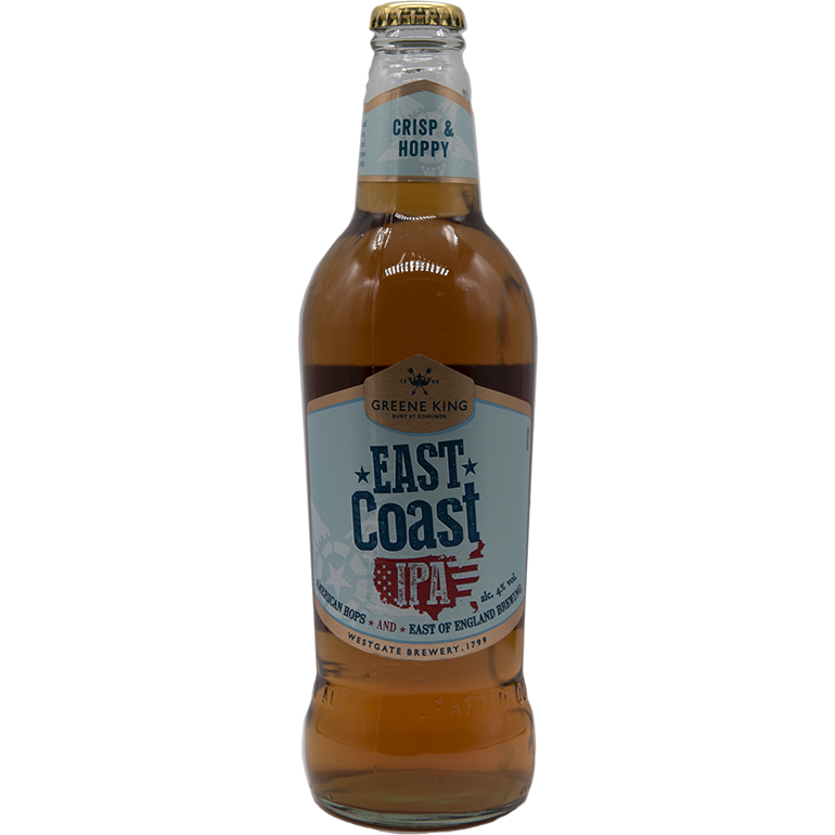 GREENE KING - EAST COAST 12 X 500 ML
