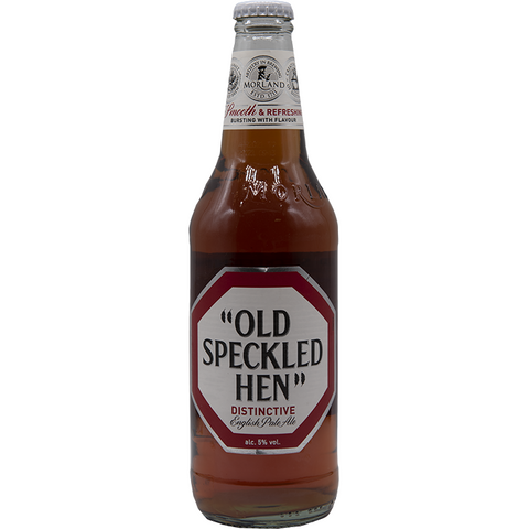 GREENE KING - OLD SPLECKED HEN  12 X 500 ML