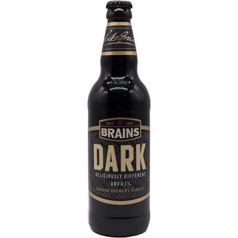 BRAINS - DARK 8X 500ML