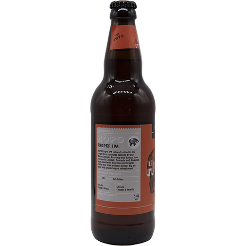 BROUGHTON - PROPER IPA - Bottiglia 500ML - The Corner Restaurant Caffè
