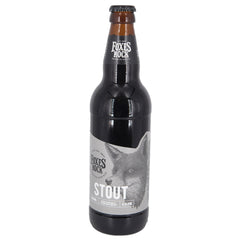 FOXI ROCK - STOUT 12X500ML - The Corner Restaurant Caffè