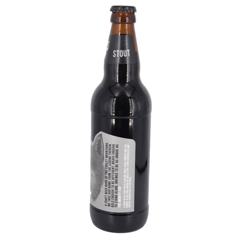 FOXI ROCK - STOUT - Bottiglia 500ML - The Corner Restaurant Caffè