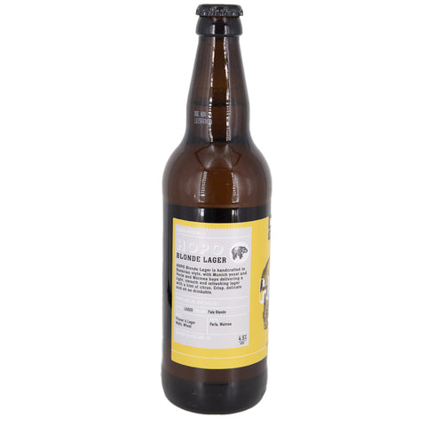 BROUGHTON -  HOPO BLONDE Bottiglia 500ML - The Corner Restaurant Caffè