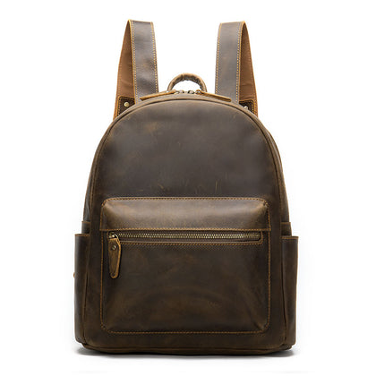 Taupo Leather Backpack