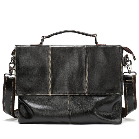 Aroha Leather Briefcase Bag