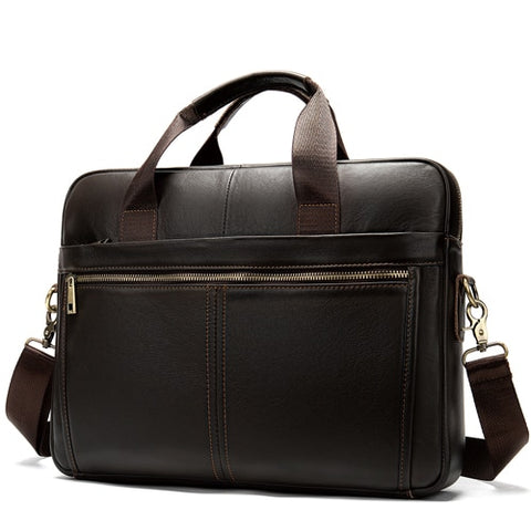Railgh Leather Briefcase