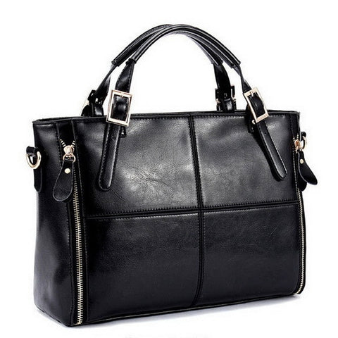 Karmen Leather Handbag