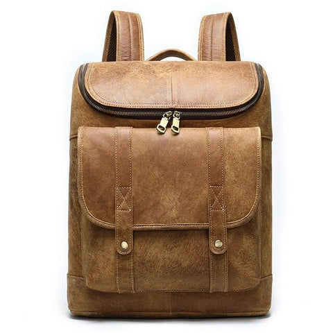 Aoife Leather Backpack