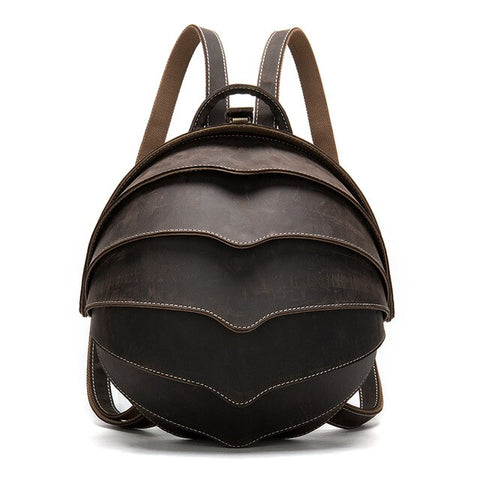 Tassach Leather Backpack