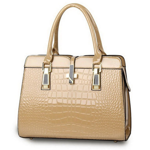 RielGalad Faux Leather Handbag