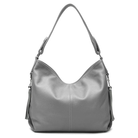 Éowthien Leather Handbag