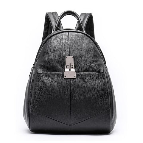 Ciar Leather Backpack