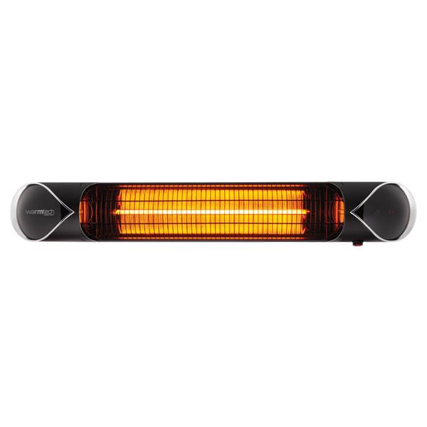 Forme Moderno Carbon Infrared Outdoor Heater - Matte Black