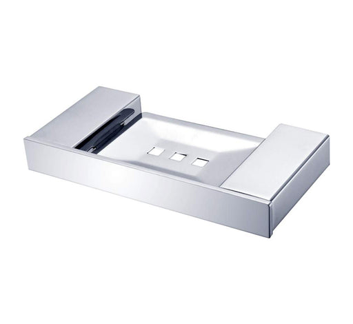 Athens Soap Dish - Chrome - Bathroom Warehouse