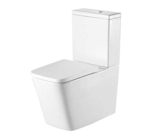 Munich Back To Wall Toilet Suite - Bathroom Warehouse