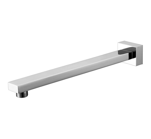 Chao Square Shower Arm 300mm Chrome - Bathroom Warehouse