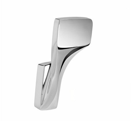 Gina Robe Hook Chrome - Bathroom Warehouse