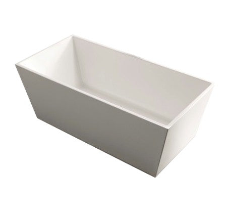 Rectangle Free Standing Bath 1500/1700 - Bathroom Warehouse
