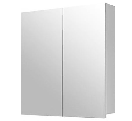 Momento 750 Mirror Door Shaving Cabinet - Bathroom Warehouse