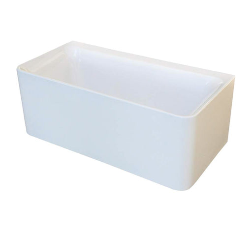 Munich Freestanding Rectangular Bath 1500 - Bathroom Warehouse