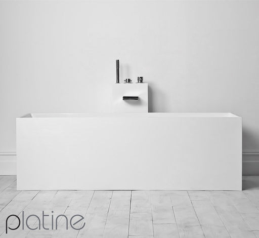 Maurepas Stone Bath 1500 - 10 Years Warranty - Bathroom Warehouse
