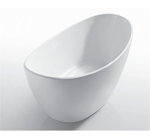 Sorriso Freestanding Lucite Bath 25yrs WTY - 1670 - Bathroom Warehouse