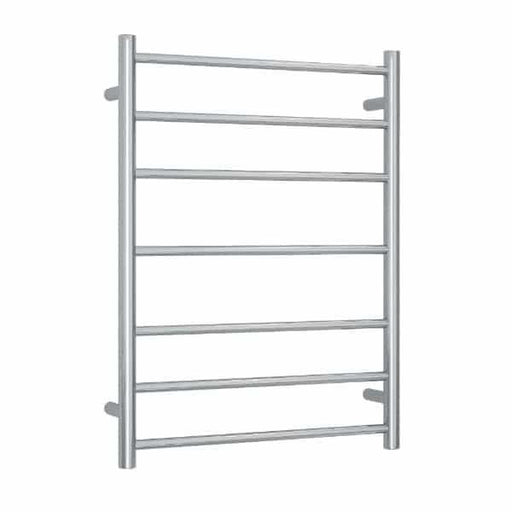 Thermogroup 12Volt Straight Round Ladder - Heated Towel Rail - Bathroom Warehouse