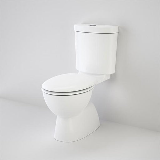 Caroma Profile 4 Trident Connector Toilet Suite | Bathroom Warehouse
