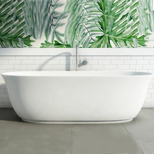 Decina Lola 1700mm Freestanding Bath Online | Bathroom Warehouse
