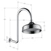 Fienza Lillian Wall Arm Shower Set - Matte Black specs | Bathroom Warehouse