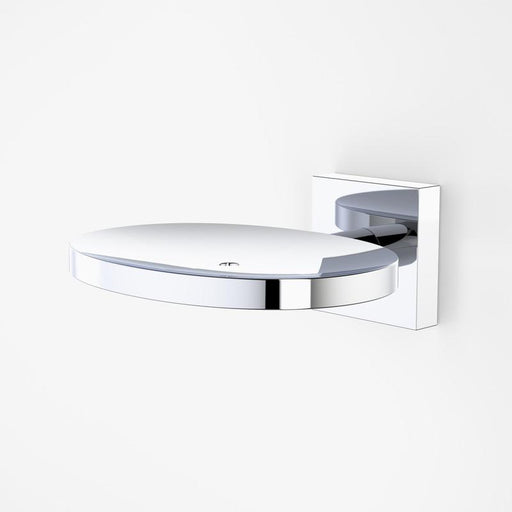 Dorf Enix Soap Holder| Bathroom Warehouse- chrome