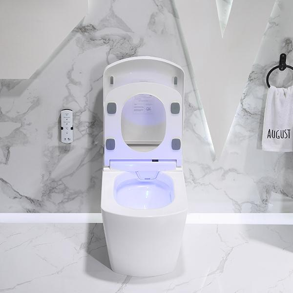 Lafeme Lucci/Leca Smart Toilet Lifestyle Image | Bathroom Warehouse