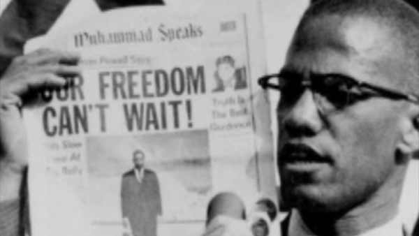 Malcom X: Our Freedom Can't Wait