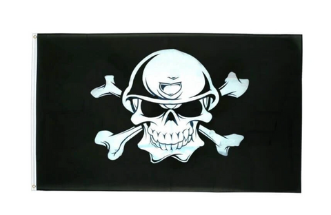 Drapeau Pirate Géant