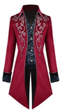 Manteau Long de Pirate