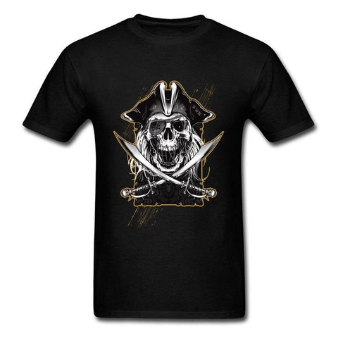 Tee Shirt Pirate Adulte