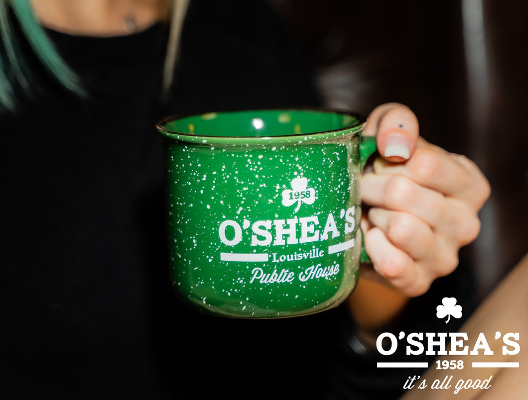 O'SHEA'S COFFEE MUGS