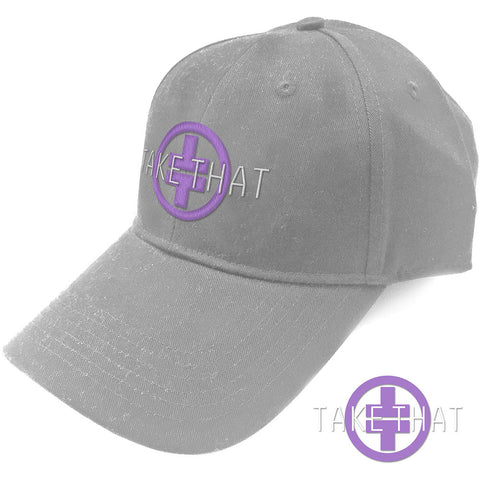 TAKE THAT UNISEX BASEBALL CAP: LOGO